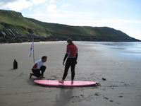 Surfcoaching_on_gowers_empty_beache